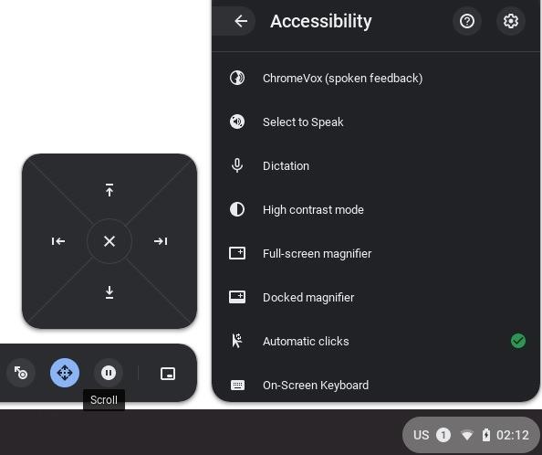 Clics automáticos de Fydeo y otras características