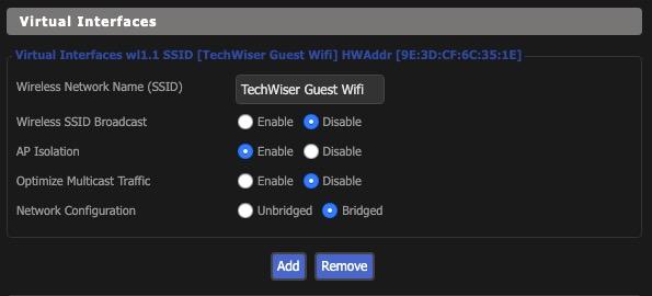 comenzar a usar una red de invitados