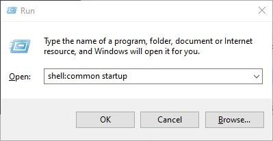 Como encontrar Windows Carpeta de inicio Todos los usuarios