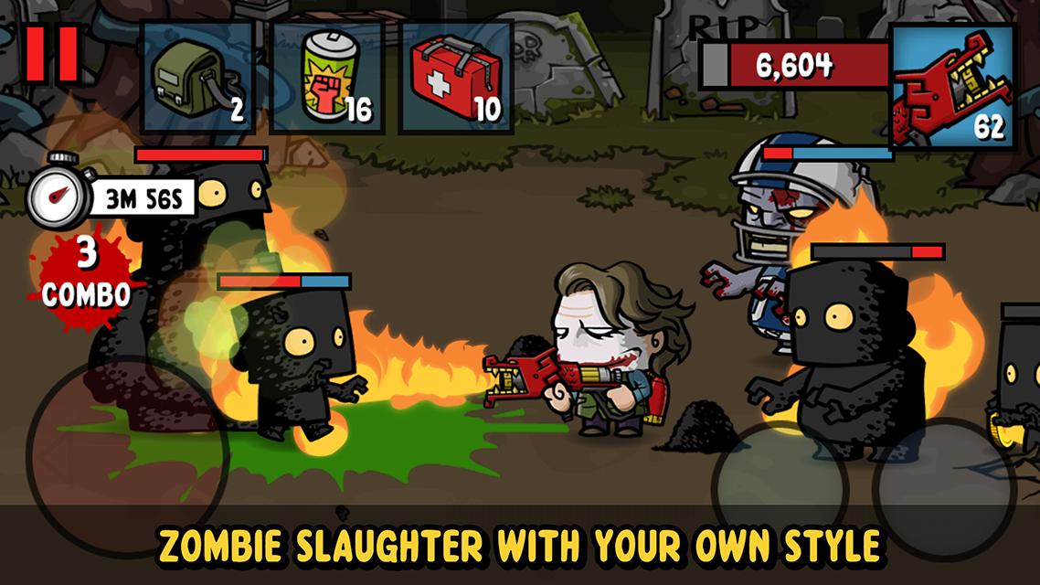 Edad zombie 3 - 2