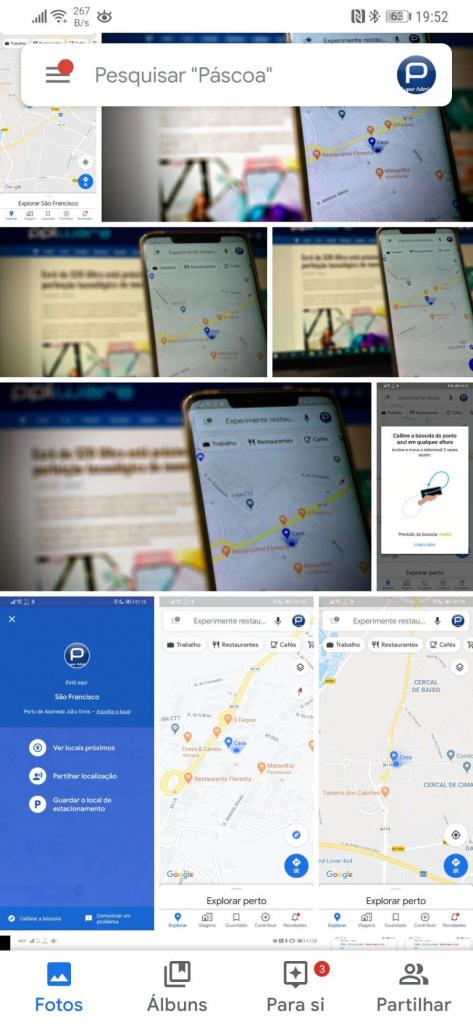 Las imágenes de Google Photos ocultan Android