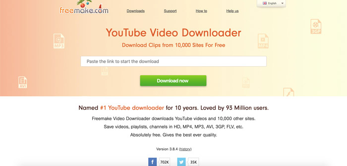 Hacer video gratis Downloader
