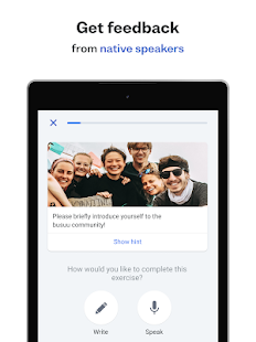 Busuu: aprende idiomas: español, inglés y más capturas de pantalla