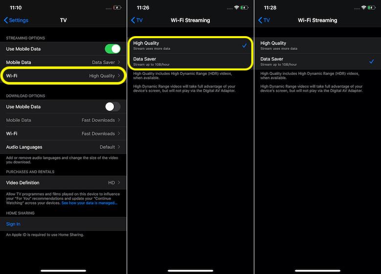 Personaliza la transmisión de Wi-Fi
