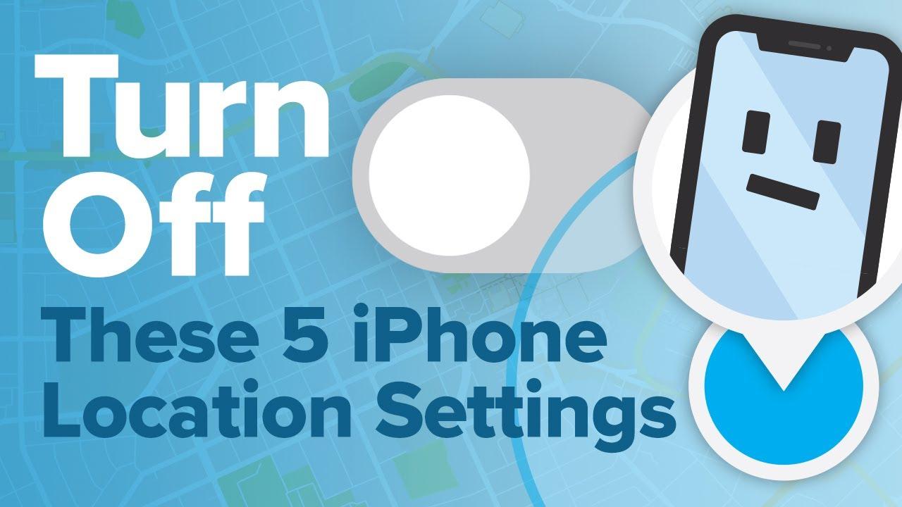 Configuración de privacidad del iPhone, ¡explicada!