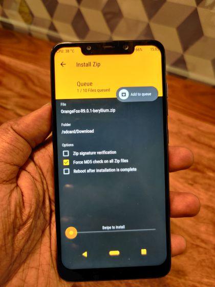 Instalar Android 11 GSI en cualquier dispositivo de proyecto Treble 1