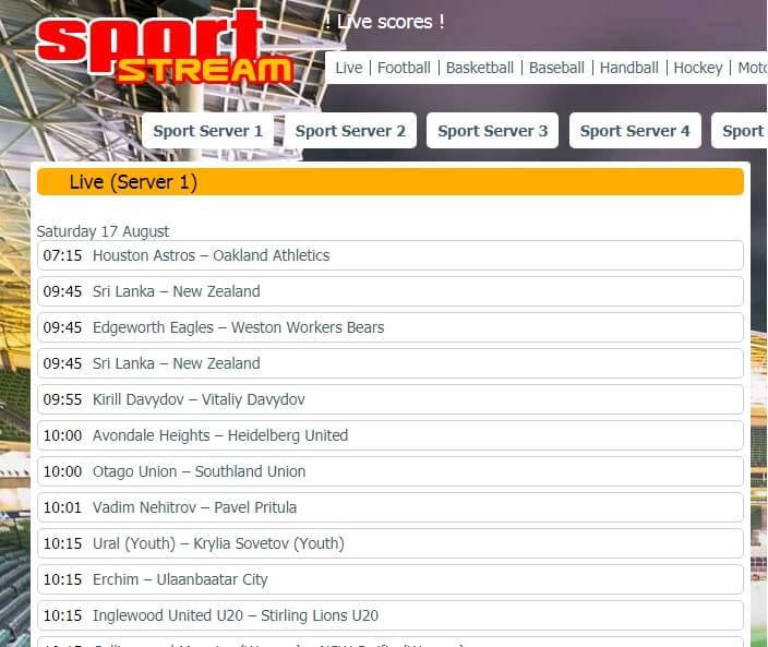 Las mejores opciones de la Liga VIP de Sportstream
