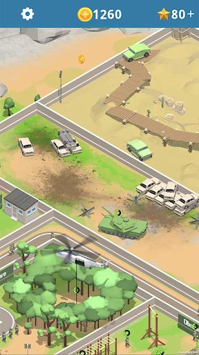 Base del ejército inactivo
