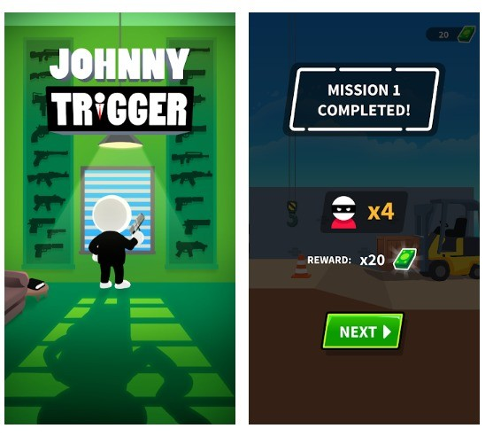 johnny trigger