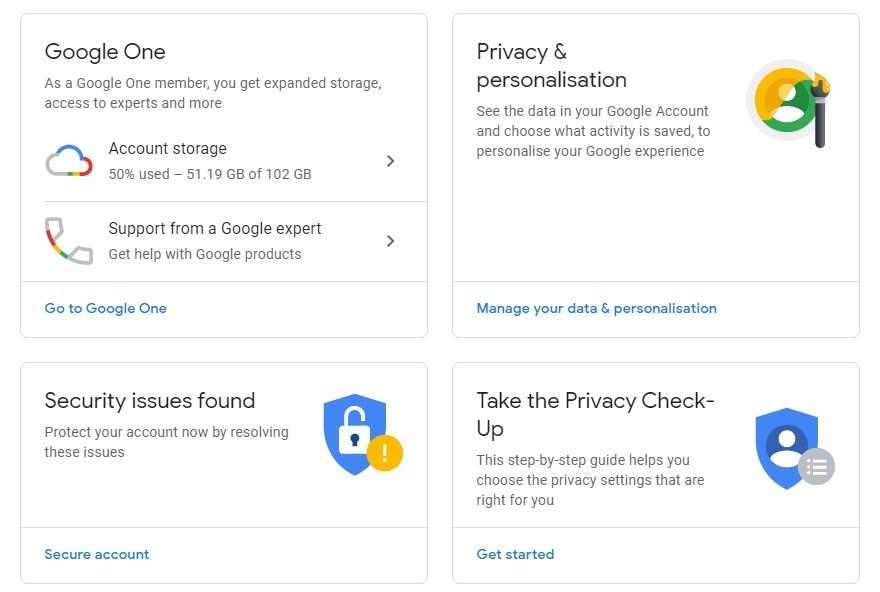 Salga de su cuenta Google Android de forma remota 1