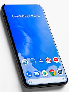 pixel 11 - Captura de pantalla del paquete de iconos