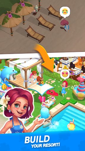 My Little Paradise: Resort Management Game