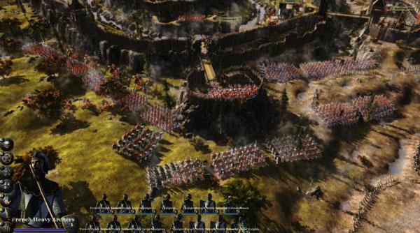 Guerras del reino medieval