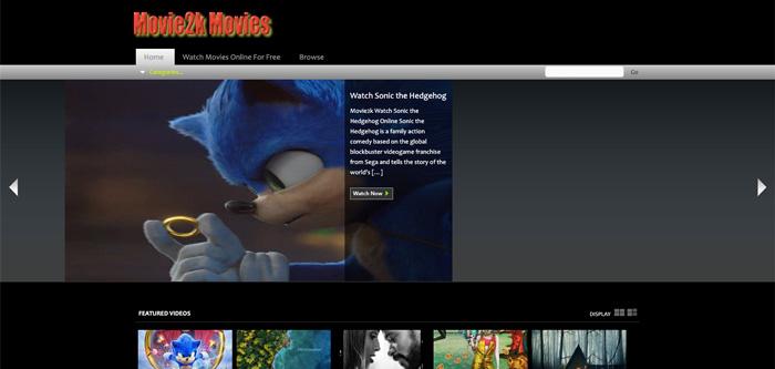 Movie2k películas