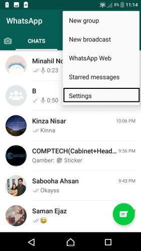 Comment restreindre et autoriser les utilisateurs à l'ajouter à un groupe WhatsApp 1