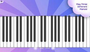 Piano mágico