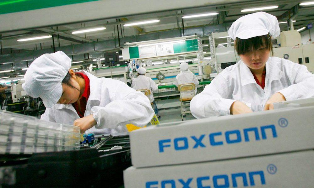 Apple Partner Foxconn öppnar igen växter, endast 10% av arbetarna dyker upp 1