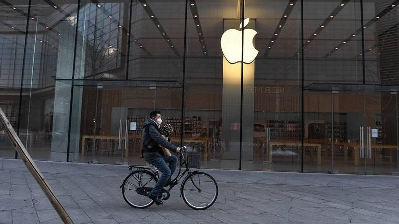 Apple reabre algunas tiendas en China después de cerrar debido a Coronavirus