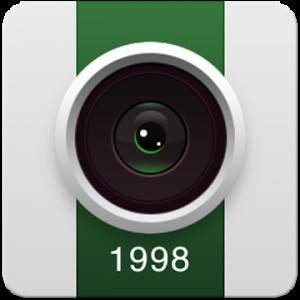 Cámara 1998 - Cámara vintage v1.7.3 profesionales [Latest]
