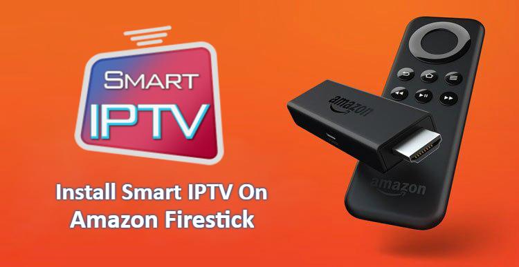 installera Smart IPTV på Firestick