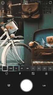 Cámara 1998 - Captura de pantalla de la cámara vintage