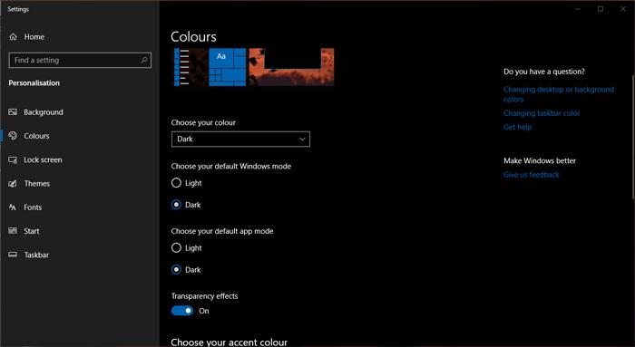Cómo agregar el modo oscuro de Google Chrome escritorio