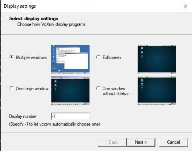 Instalar programas de Linux en Windows 10 con WSL