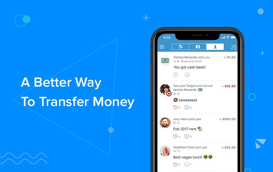 Venmo: transfiere dinero con facilidad