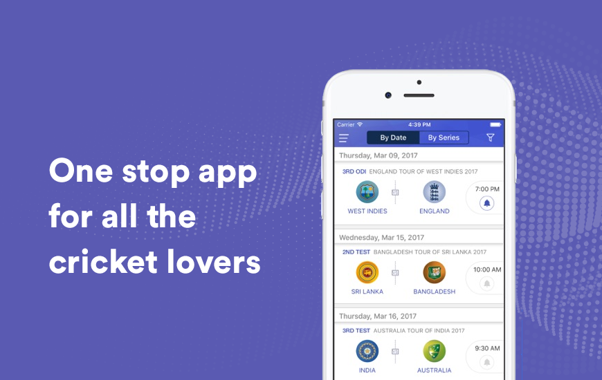 Con la aplicación Willow, mira Cricket en línea y nunca te pierdas ninguna liga