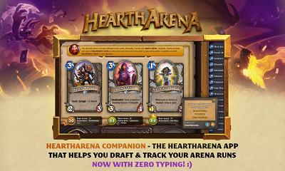 Conecte Heartharena a Hearthstone