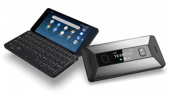 Cosmo Communicator: un teléfono inteligente con Android y Linux