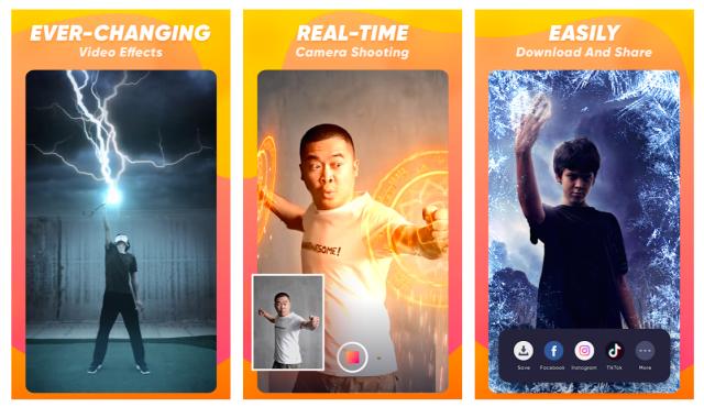 Magi + -app-screenshots