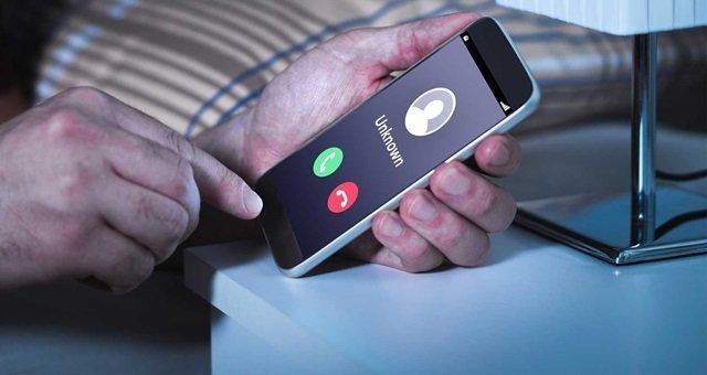 EE.UU. El Departamento de Justicia identifica los números de teléfono detrás de las llamadas automáticas