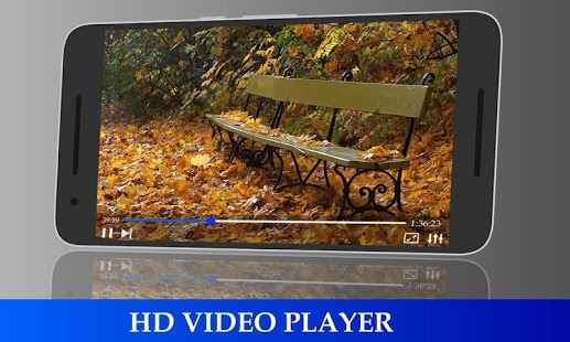 Captura de pantalla de HD Video Player Pro
