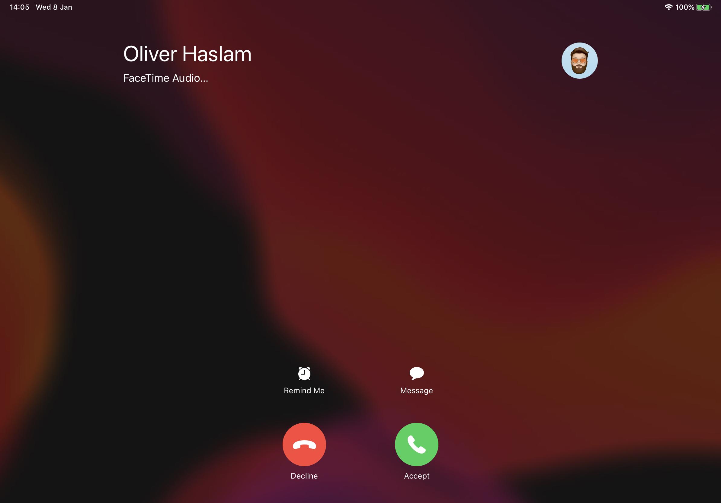 Cómo cambiar la llamada de FaceTime ID en iPhone y iPad
