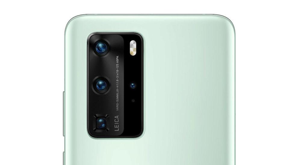 La cámara Huawei P40 puede venir con el superpíxel más grande del mercado