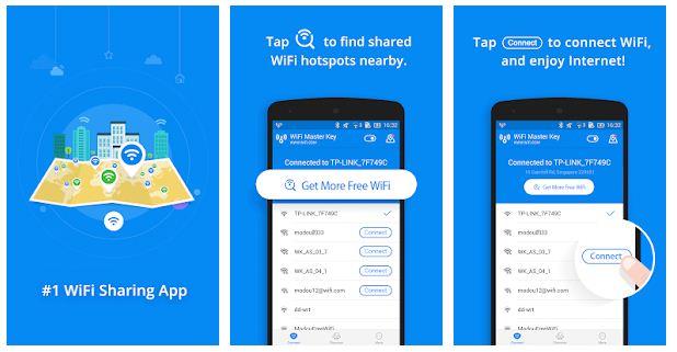 Las mejores aplicaciones de hackers WiFi para Android / iPhone