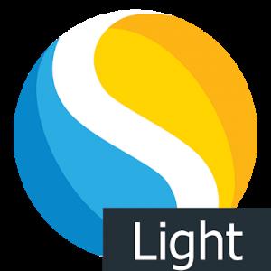 Paquete de iconos de sensación de luz