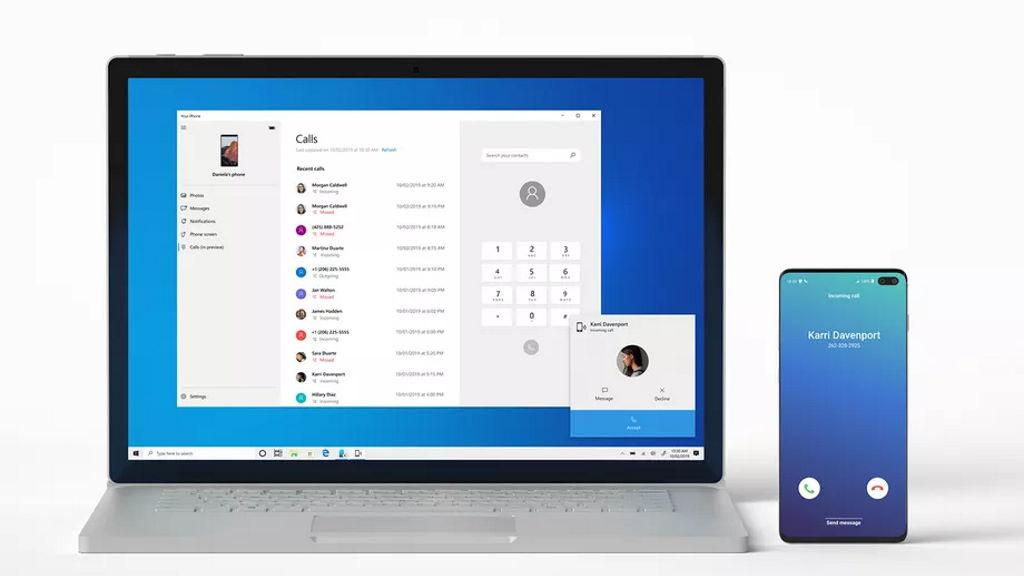 Lo recibí Windows 10? Microsoft proporciona algunas características nuevas en la conectividad de Android