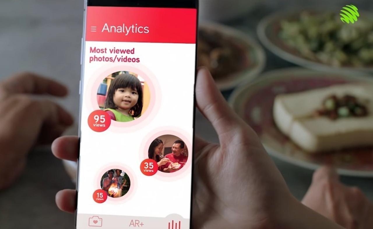 Maxis presenta RE: Colección de aplicaciones móviles para pacientes con demencia