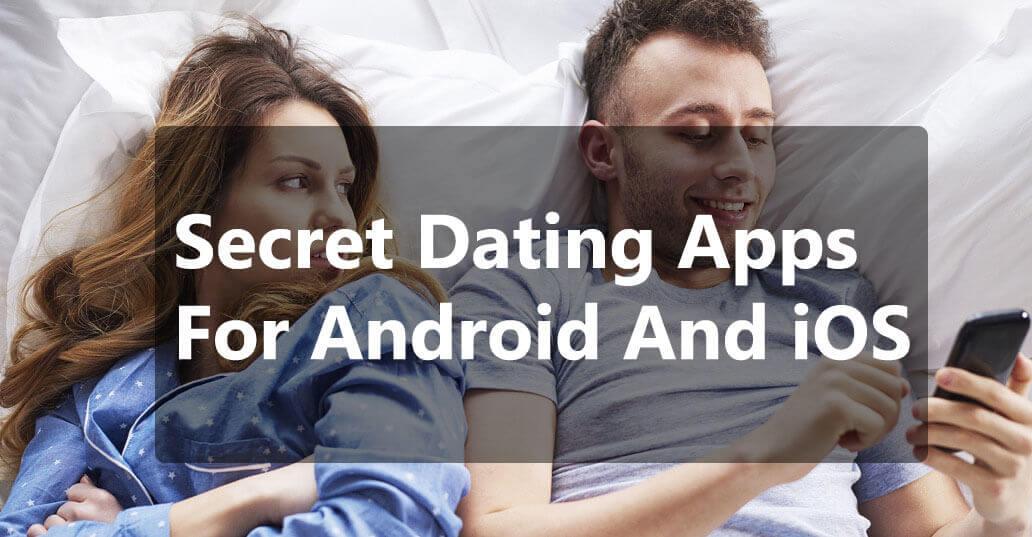 Aplicación de citas secretas