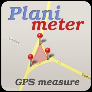 Planímetro - Medición GPS