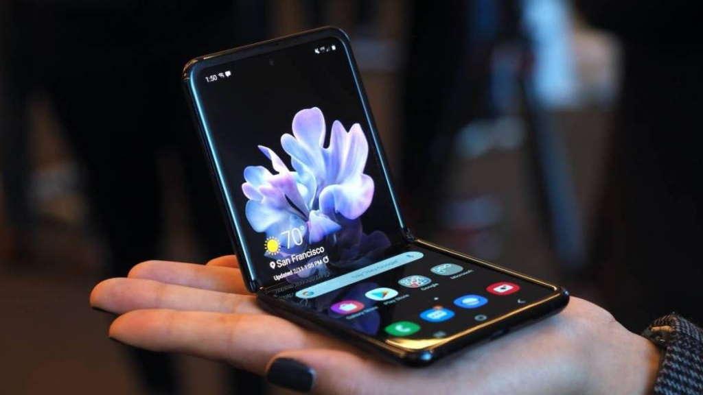 Samsung Galaxy Z Flip tiene publicidad? No es el único y los usuarios han aprobado