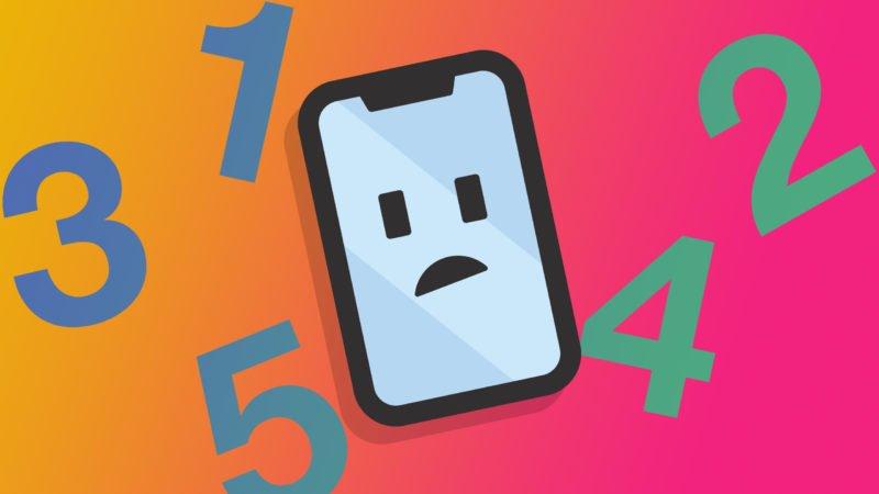 Los errores más comunes del iPhone que la gente comete