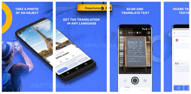 capturas de pantalla de triplensa-app