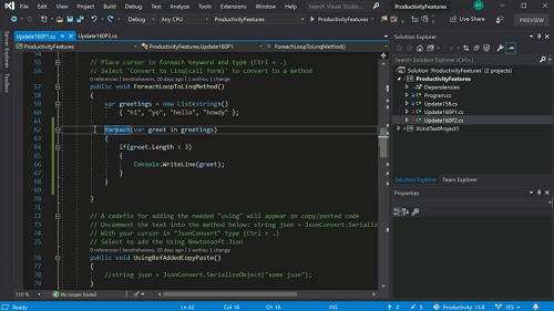 Actualizar la clave de licencia de Visual Studio