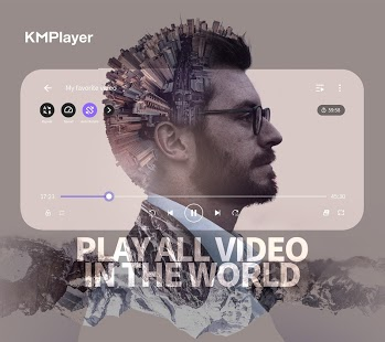 Reproductor de video HD Todos los formatos y códecs - guión de kmplayer