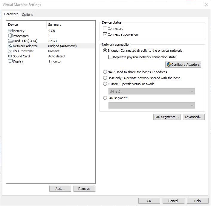 Virtualbox Vs Vmware Networking