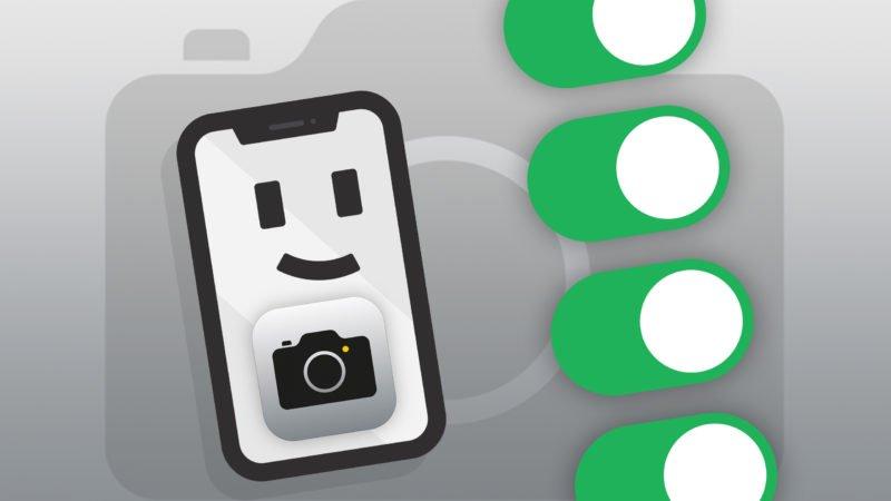 Configuración de la cámara del iPhone, ¡explicada!