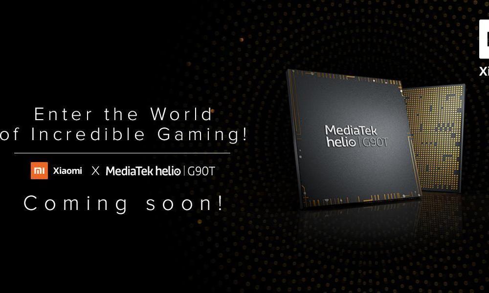 Uusi Xiaomi / Redmi -puhelin, jossa Mediatek G90T …